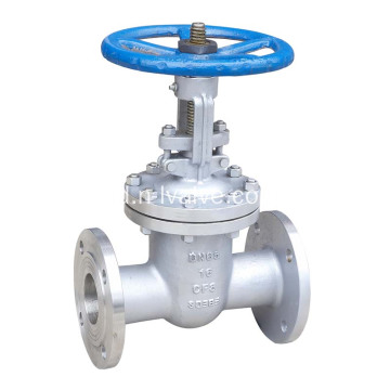 DIN Stainless Steel Gate Valve
